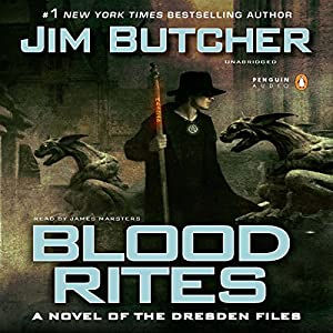 Blood Rites Hörbuch