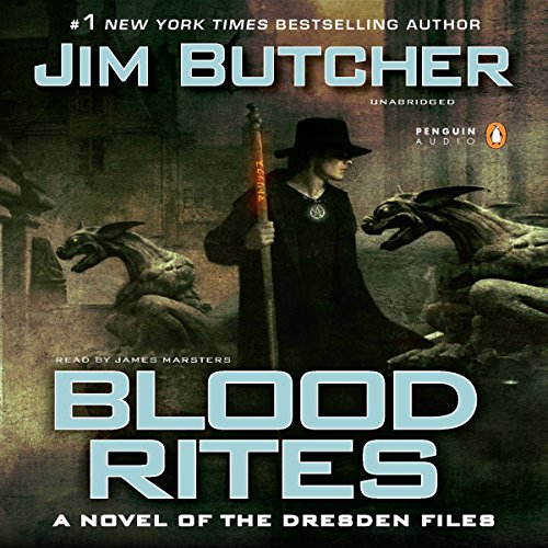 Blood Rites: The Dresden Files, Book 6 Audiobook [Free Download by Trial] thumbnail