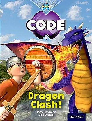 book cover of Dragon Clash!