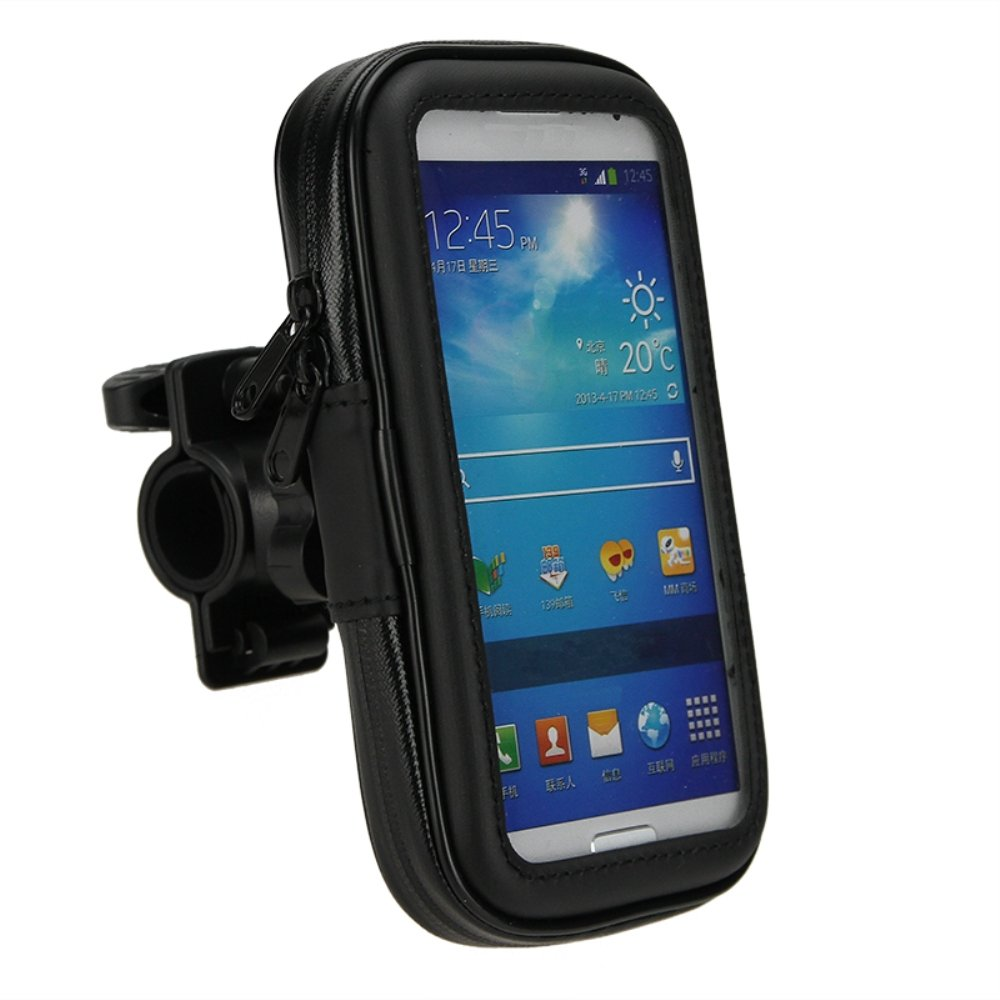 Amazon Bike Mount Holder 2win2buy Motorcycle Handlebar Bag Phone Waterproof Zipper Case For Iphone 6 6s 5s Samsung Galaxy S4 S3 And Cellphone
