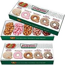 Jelly Belly Krispy Kreme Doughnuts Jelly Beans Mix 4.25 oz Gift Box (2 Pack)