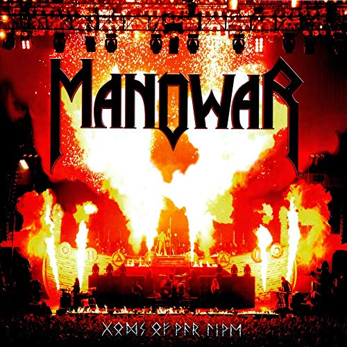 Price comparison product image MANOWAR - GODS OF WAR. LIVE | 2CD