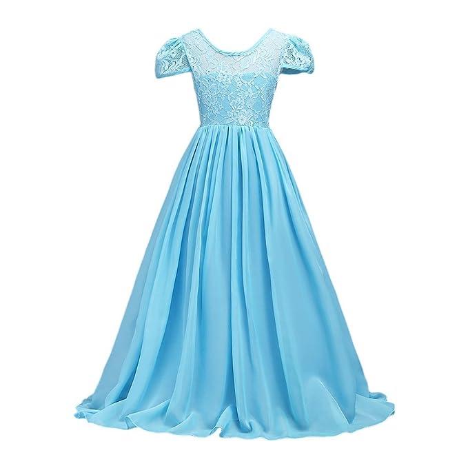 Teal Dresses Princess Line