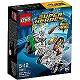 レゴ(LEGO)スーパー・ヒーローズ マイティマイクロ:ワンダーウーマン vs ドゥームズデイ 76070