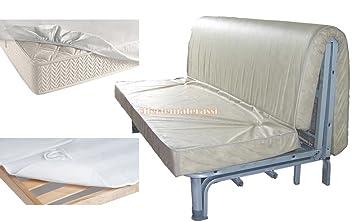 Colchón para sofá-cama de 160 x 90 cm, con pliegue para ...