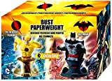 DC Flashpoint Batman and Reverse Flash Busts Action Figure