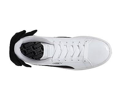 Puma BlackAmazon Sb Wn S Basket inShoes Bow White CQhrtsd