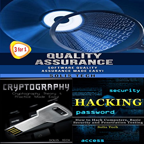 Quality Assurance + Cryptography + Hacking by Solis Tech