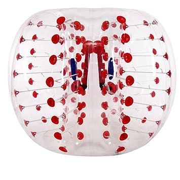 Voberry® 1,5 m abrazadera balón de fútbol hinchable de goma ...