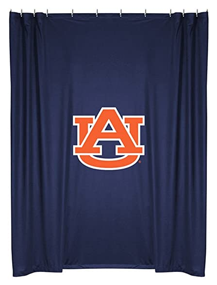 NCAA Auburn Tigers Shower Curtain