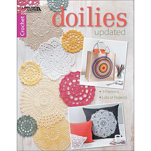 Doilies Leisure Arts - LEISURE ARTS 7035 Doilies Updated