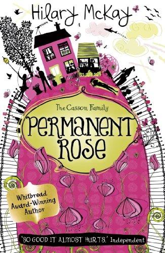 Permanent Rose: Book 3