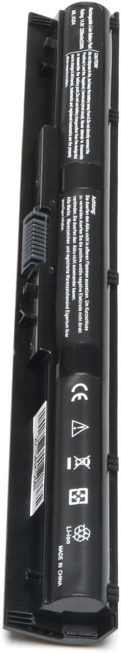 Amazon.com: Batería para portátil KI04 HSTNN-LB6S hstnn-lb6r ...