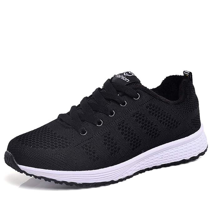 Amazon.com: HULKAY Zapatillas deportivas de gimnasia para ...