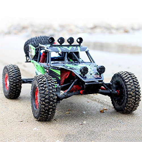 Toy, Play, Game, Feiyue FY03 Eagle-3 1/12 2.4G 4WD Desert Off-Road RC Car Best Gift For Children Boy Toys With Foam box, Kids, Children