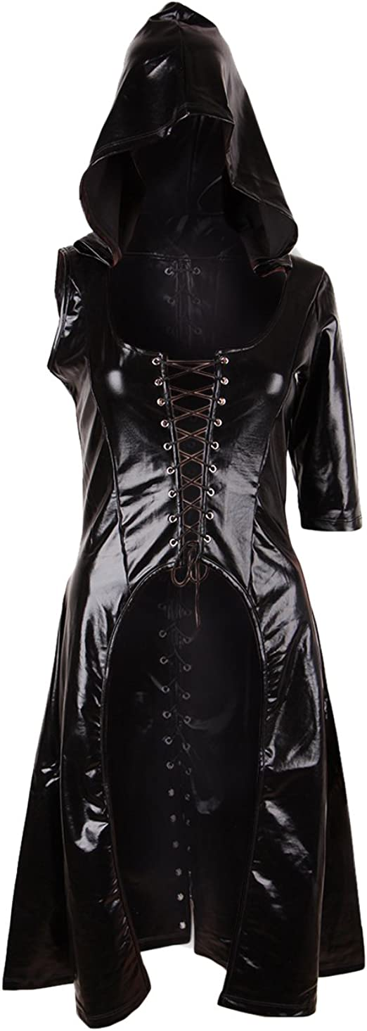 Leather cape  for costume