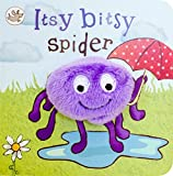 The Itsy Bitsy Spider Finger Puppet Book (Little Learners)