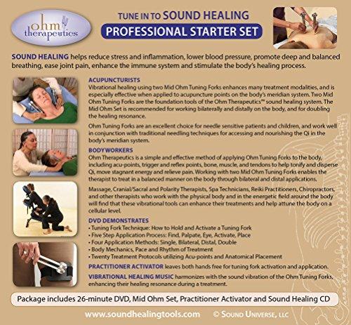 Sound Healing: Professional Starter Set by Ohm Therapeutics (Image #1)