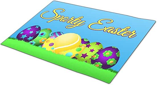 QuiQ Outdoor Mats Easter Blank One size