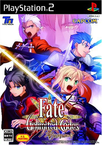 Top fate unlimited codes ps2