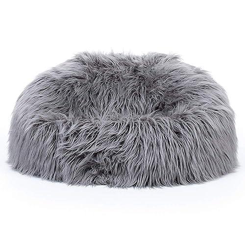 Fluffy Bean Bag Amazon Co Uk
