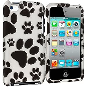 DiyPhoneDog Paw 2D Hard Snap-On pcized Accessory For SamSung Note 2 Case Cover Generation