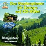 Der Routenplaner für Europa auf CD-ROM