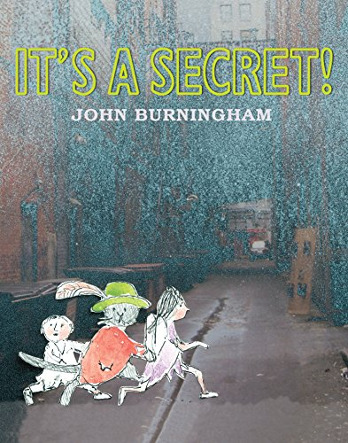 It's a Secret -