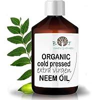 Trädgård Organisk jungfru Neem-olja Garden neem olja kallpressad oraffinerad 100% ren (100 ml)