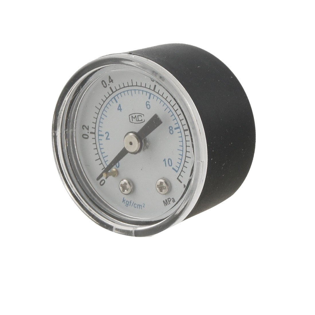 0-1MPa 0.37' Threaded Dial Air Compressor Pressure Gauge Sourcingmap a12052900ux0301
