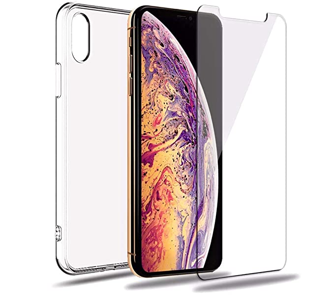 Amazon Com Iphone Xr Case Iphone Xr Clear Case Free Iphone Xr