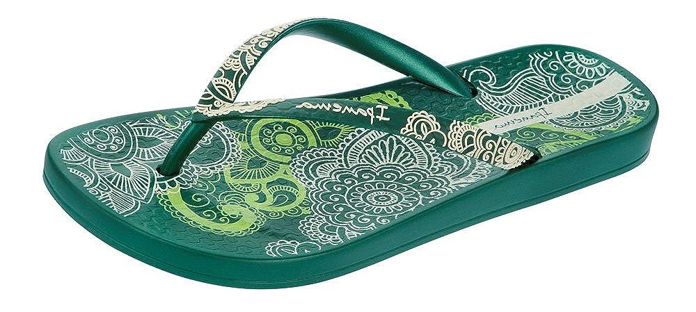 cae8ec3fb468df Ipanema Women s Anat Lovely Flip Flops  Amazon.co.uk  Shoes   Bags
