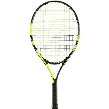 Babolat Nadal Jr 23 Raquetas de Tenis, Unisex niños, Negro/Amarillo, 00: Amazon.es: Deportes y aire libre