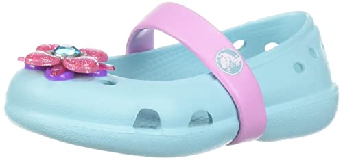 0a2a8c93e crocs Girl s Keeley Ballet Flats  Buy Online at Low Prices in India ...