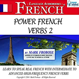 Power French Verbs 2 Audiobook