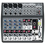 Behringer Premium XENYX 1202FX Mixer with 12 Inputs, XENYX Mic Preamps and Multi-FX Processor