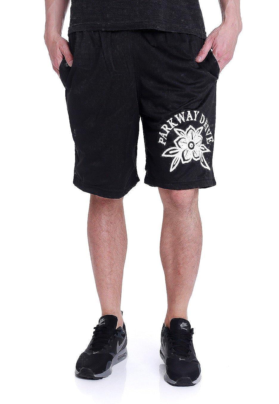 Parkway Drive Globe Zip - Shorts