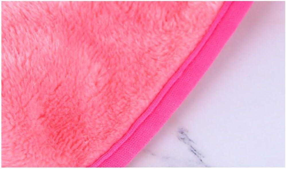 Premium Mikrofaser-Gesichtstuch entfernt Make-up nur mit Wasser WYQY Make-up-Handschuh