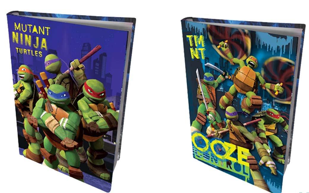 Diario de Las Tortugas Ninja: Amazon.es: Oficina y papelería