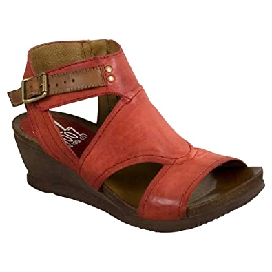 Miz Mooz Scout Women's Wedge Sandal