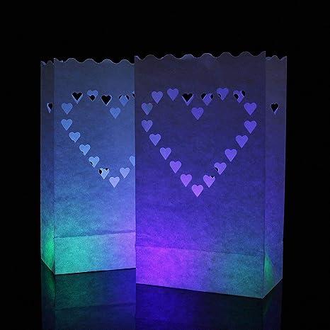 Vela bolsa de papel, portavelas, diseño de, hacer velas para ...