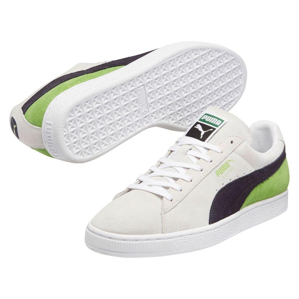 d5b0c932f11c52 Amazon.com  PUMA 359097 Mens Suede Classic + Blocked Shoe