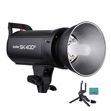 Neewer Profesional Estudio Flash Estrobosc/ópico Monoluz S400N 400W Gn.60 5600K con L/ámpara Modelada para Fotograf/ía de Interior Estudio Ubicaci/ón Fotograf/ía Modelo y Fotograf/ía de Retrato