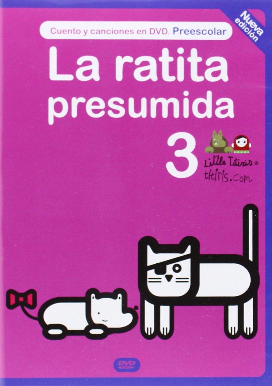 DVD. RATITA PRESUMIDA, LA + LIBRO + ESTUCHE: Mónica ...