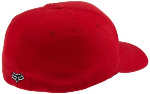 Fox Hombre Rojo Flexfit para rojo Gorra Legacy rIUzr