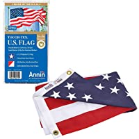 $29 » Model 2710 American Flag Tough-Tex The Strongest, Longest Lasting, 3x5 ft, 100%…