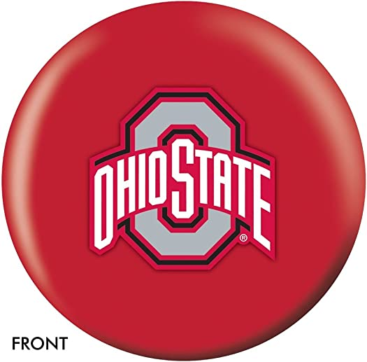 Bowlerstore Products The Ohio State University Bowling Ball