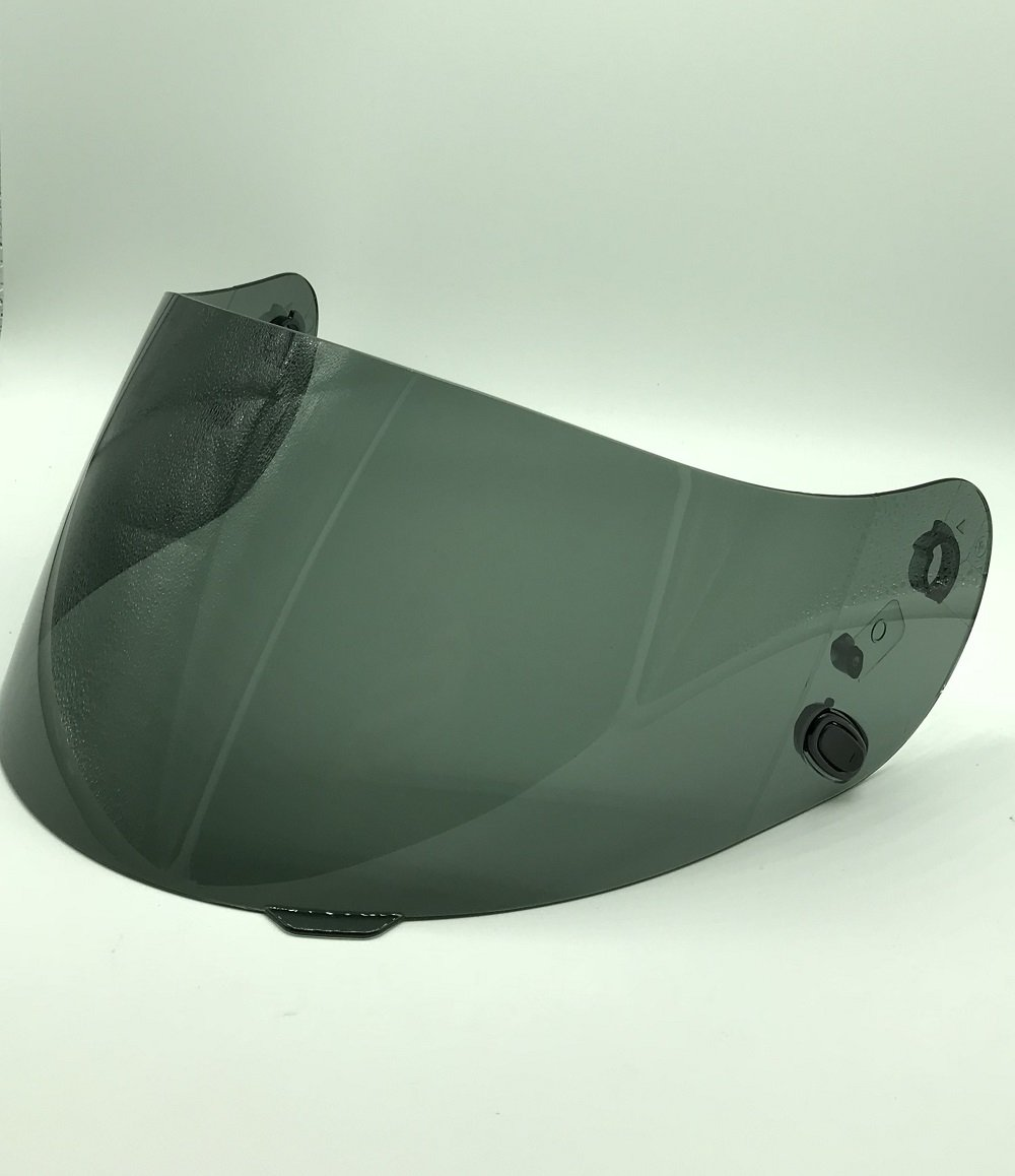 HJC Helmets Smoke Shield Anti-fog Visor Hj-09 / Ac-12, Cl-15, Cl-16, Cl-sp, Cs-r1, Cs-r2, Fs-10, Fs-15, Fg-15, Is-16, Cl-17