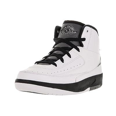 Nike Jordan 2 Retro BP White/Grey/Black 820221-103