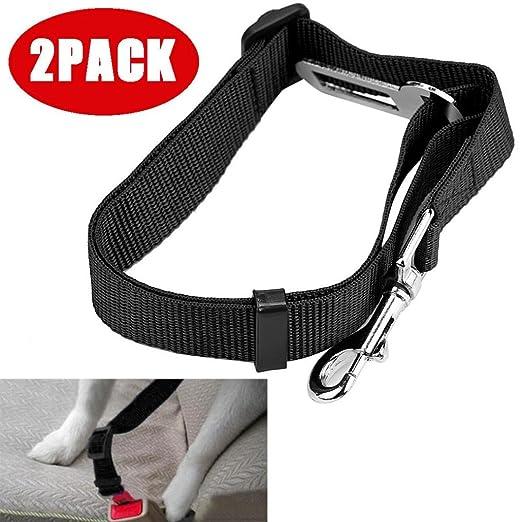 Sujing - Arnés de seguridad para perro, ajustable, correa de viaje ...